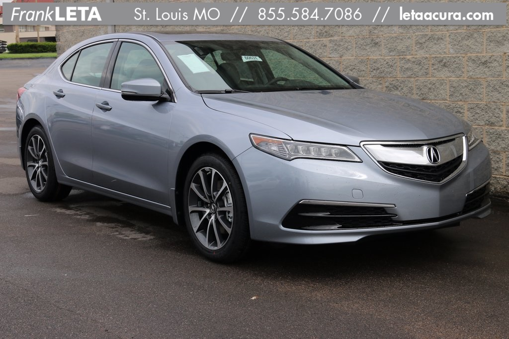 Pre-Owned 2016 Acura TLX 3.5L V6 4D Sedan in St. Louis #SL60631 | Frank Leta Acura